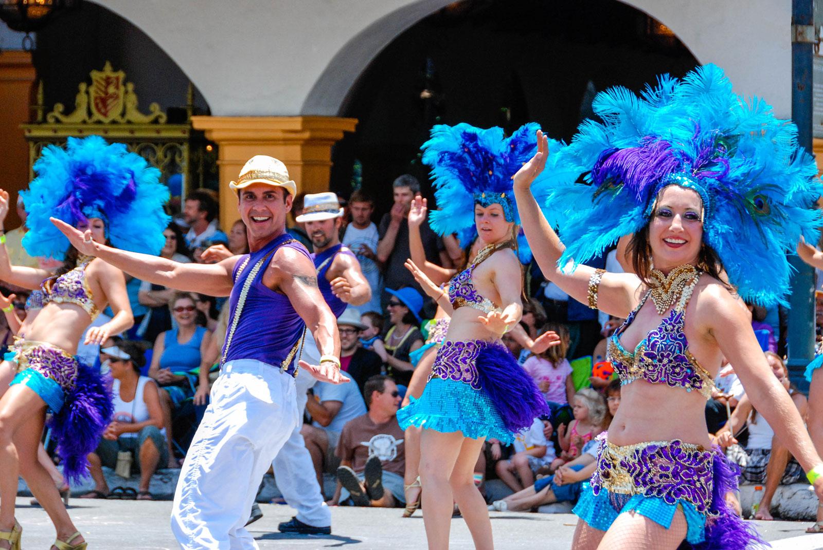 Santa Barbara Summer Solstice Parade