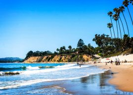 Butterfly Beach, Santa Barbara