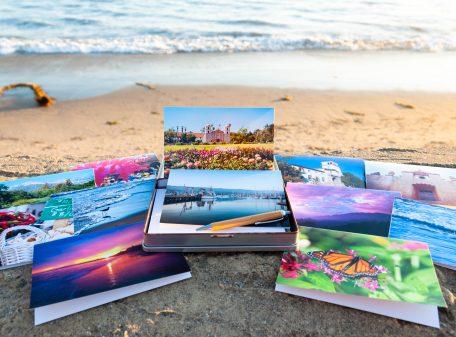 Quintessential Santa Barbara greeting card set