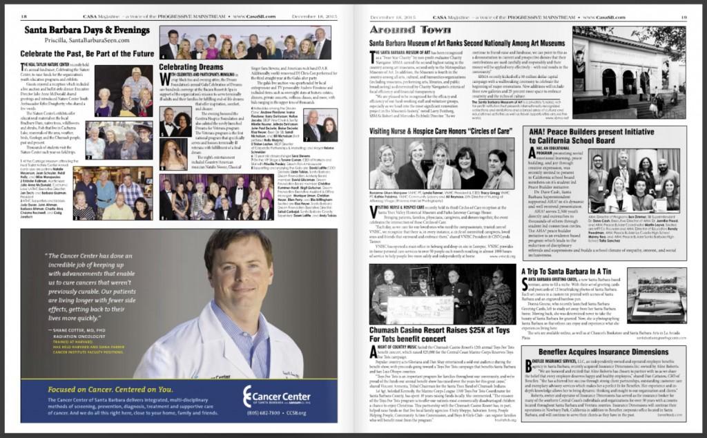 CASA Magazine 12-18-15 spread