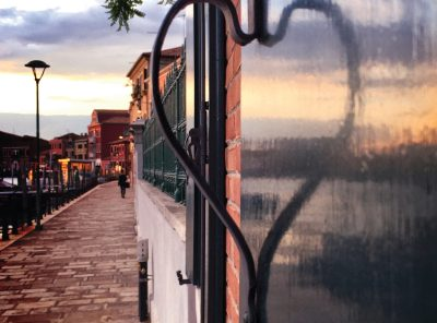 Love is where you find it, Murano, Italy