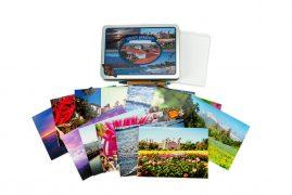 Santa Barbara Greeting Cards set